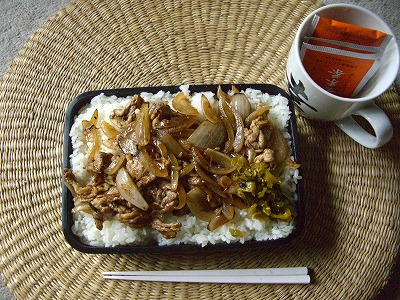 本搾礼門・男の簡単料理